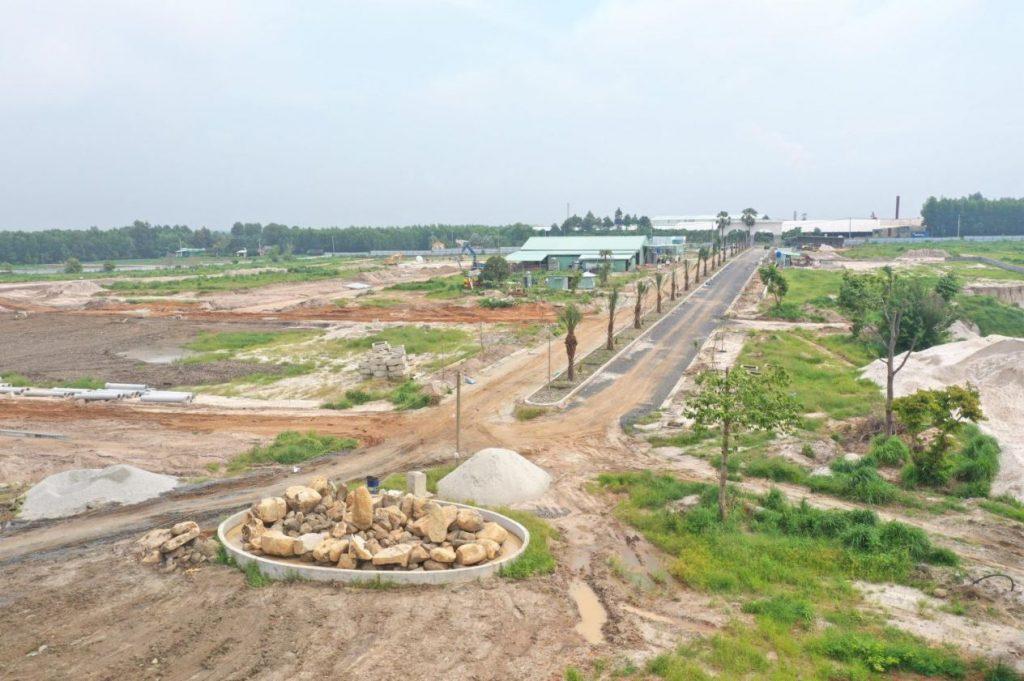 Thực tế dự án Gold City Phú Mỹ