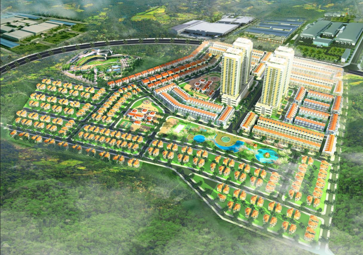Tổng quan dự án Phú Mỹ Goal City