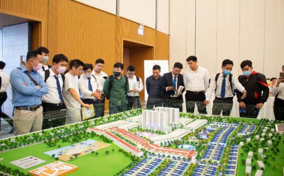 Dự án Phú Mỹ Goal City thu hút nhiều nhà đầu tư